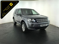 2013 LAND ROVER FREELANDER TD4 XS SERVICE HISTORY FINANCE PX WELCOME