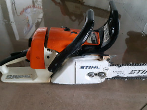 Chainsaw MS260 Stihl