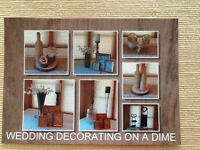 Wedding Decorating on a Dime