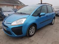 2008 Citroen C4 Picasso 2.0i automatic 143hp EGS SX LOW MILES FINANCE AVAILABLE