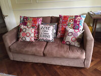Loveseat sofabed, lightly used