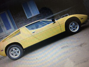 1975 Maserati Other Leather Coupe (2 door)