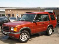 2001 LAND ROVER DISCOVERY 2.5 TD5 S 5D 136 BHP DIESEL
