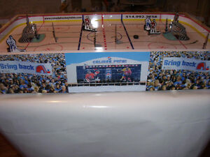 LNH JEU DE HOCKEY TABLE BOARD COLECO GAME ROOM MONTREAL QUEBEC West Island Greater Montréal image 10