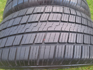 4 RIKEN RAPTOR VR 215 55R 17   94V M+S  TIRES Kitchener / Waterloo Kitchener Area image 4