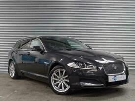 image for 2013 Jaguar XF 2.2 TD Luxury Sportbrake (s/s) 5dr Estate Diesel Automatic