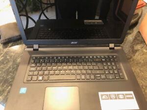 ACER ASPIRE ES17 Intel® Pentium