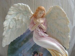 REDUCED BRADFORD ANGEL SCULPTURE PLATES Peterborough Peterborough Area image 6