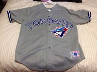 Toronto Blue Jays jersey ccm vintage rare MLB Medium baseball