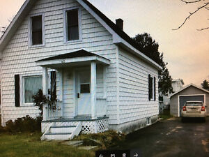 Shawville 2 bedroom house for rent