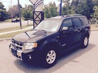 2008 Ford Escape 4WD Limited SUV, Crossover