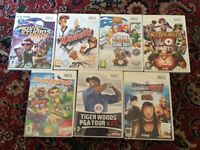 Nintendo Wii games price can be negotiated.
