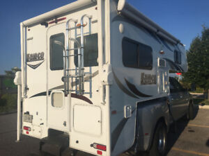 2016 Lance 865 shortbox Loaded!