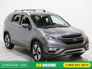 2015 Honda CR-V Touring MAGS TOIT OUVRANT SIEGES CHAUFFANTS CUIR