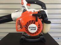 Stihl sh85 leaf blower