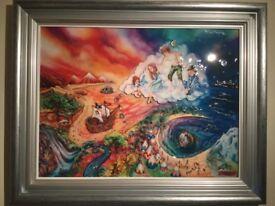 Kerry Darlington 'Peter Pan in Neverland'