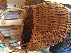 Reduced!  Wicker basket