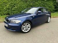 2010 BMW 1 Series 2.0 120i SE Auto 2dr Coupe Petrol Automatic