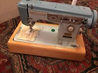 Brother vintage manual sewing machine