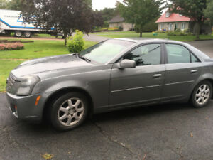 2005 Cadillac CTS Berline