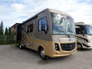 Amazing Savings on Admiral A-Class Bunk Model Motorhome