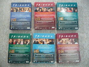 Friends Seasons 1-3, 6, 8, & 10 on DVD Kitchener / Waterloo Kitchener Area image 4
