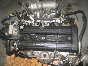 99 00 ACURA INTEGRA OBD2 ENGINE 5SPEED TRANSMISISON JDM B18B
