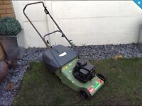 REAR ROLLER PETROL MOWER