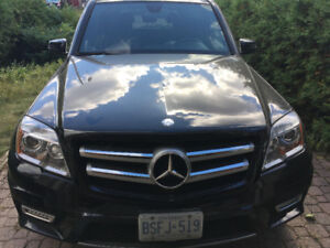2012 Mercedes-Benz GLK-Class Blk Leather SUV, Crossover