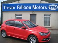 Volkswagen Polo 1.0 ( 60ps ) ( BMT ) ( s/s ) 2015MY SE