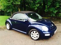 2003 Volkswagen Beetle 2.0 Convertible 2dr Petrol Manual (211 g/km, 115