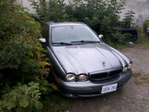 2004 Jaguar X Type AS IS