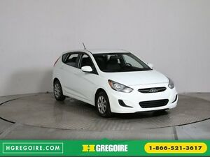 2013 Hyundai Accent L HATCH