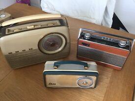 Vintage Radios 1960-1980