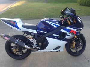 Suzuki GSXR 1000 $6500 OBO