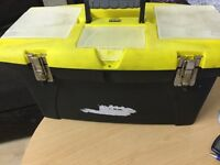 Stanley large toolbox in good condition