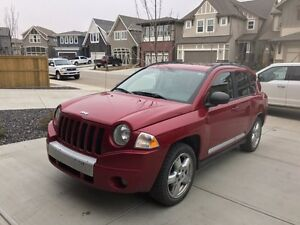 2010 Jeep Compass Limited 4x4 - Fully Loaded