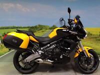 Kawasaki KLE 650 Versys 2013 **Panniers, Vario screen, Hand gaurds**