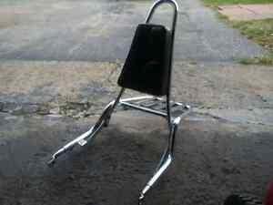 Sissy Bar/luggage rack