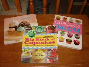 Cupcake / Birthday Cake / Cookie  (Recipe Books)