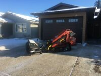 Snow Removal and Lake Lot Services