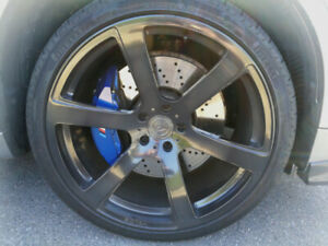BMW X5/6 Wheels and tires