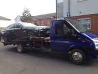 24hr recovery/cash paid for unwanted vehicles