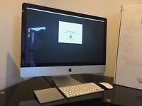 """Apple iMac 27"""" Boxed"""