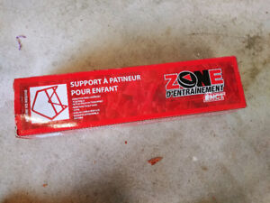 Support pour patineur patineuse