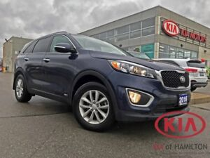 2016 Kia Sorento LX | AWD | Heated Seats