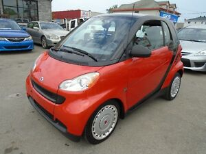 2008 SMART FORTWO AUTOMATIQUE FULL EQUIP!