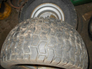 Carlisle 20 X 10 X 10 tires for garden tractor riding lawnmower