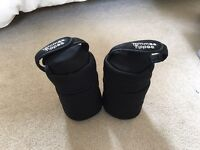 Tommee Tippee bottle insulator bags x 2