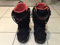 Rome Folsom 2012 Snowboard boots